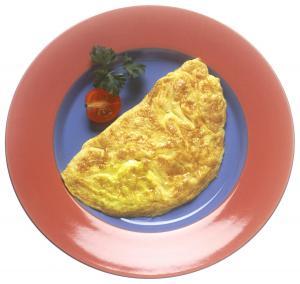 Omelette clipart Download Large Art Omelet Omelet