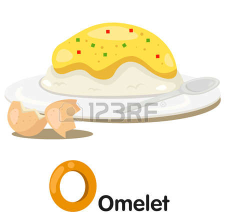 Omelette clipart hot frying pan Collection Egg clipart Stock omelet