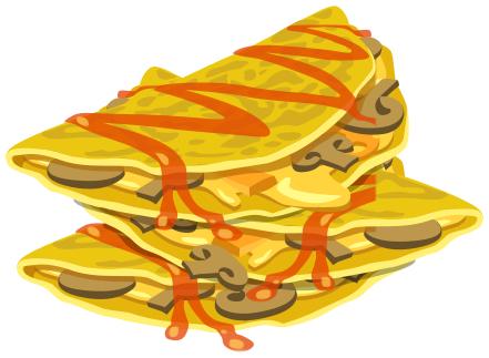Omelette clipart hot frying pan Html /food/eggs/more_eggs/hearty_omelet omelet png