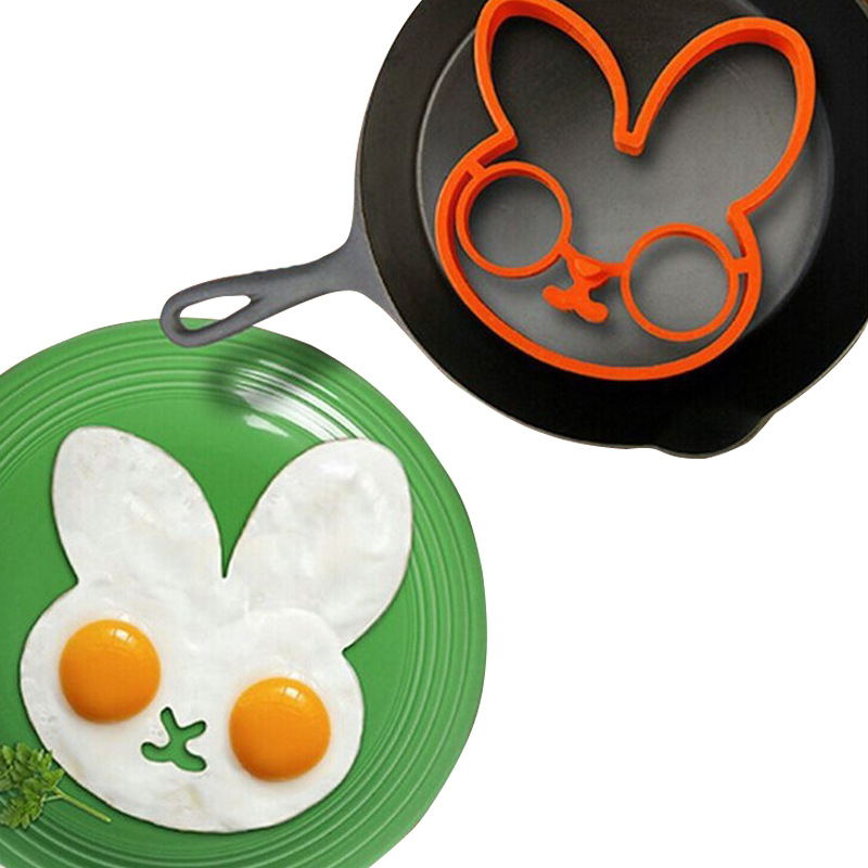 Omelette clipart hot frying pan Ring Mould Breakfast Silicone Fried