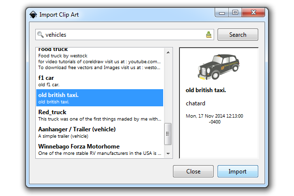 Open clipart things Inkscape search Clip GoInkscape! for