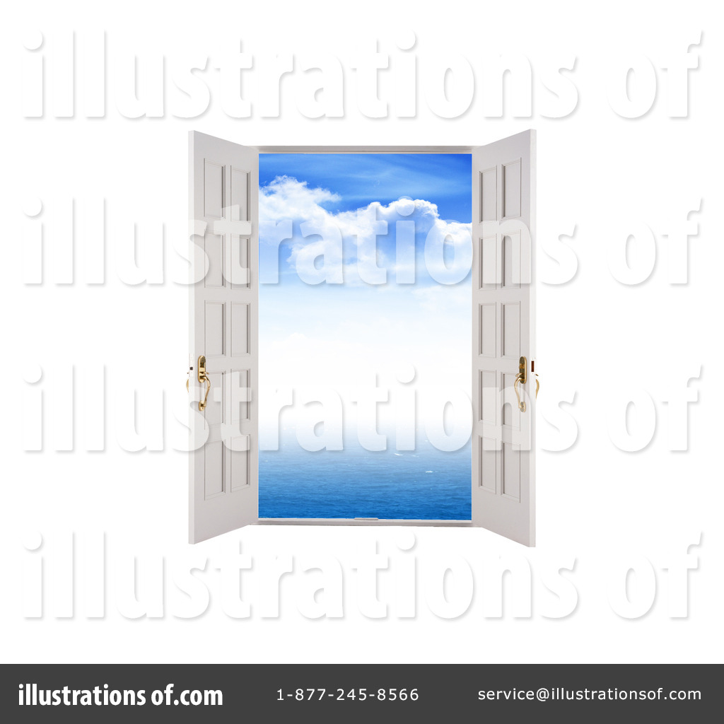 Open Door clipart arch Door Illustration Clipart Illustration #69881