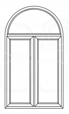 Windows clipart arched window Frame Window Doll arch Arched