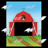 Open Door clipart barn And Open a Open Art
