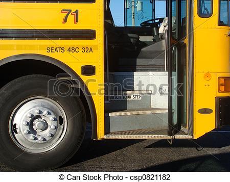 Open Door clipart bus Doors bus Clipart clipart door