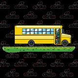 Open Door clipart bus The Bus—with Bus open children