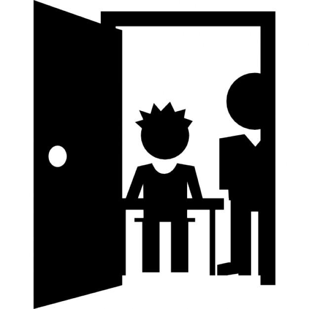 Open Door clipart class Open open Download door Free