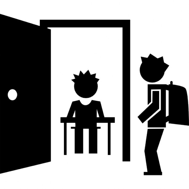 Open Door clipart class Icons class Free open Icon