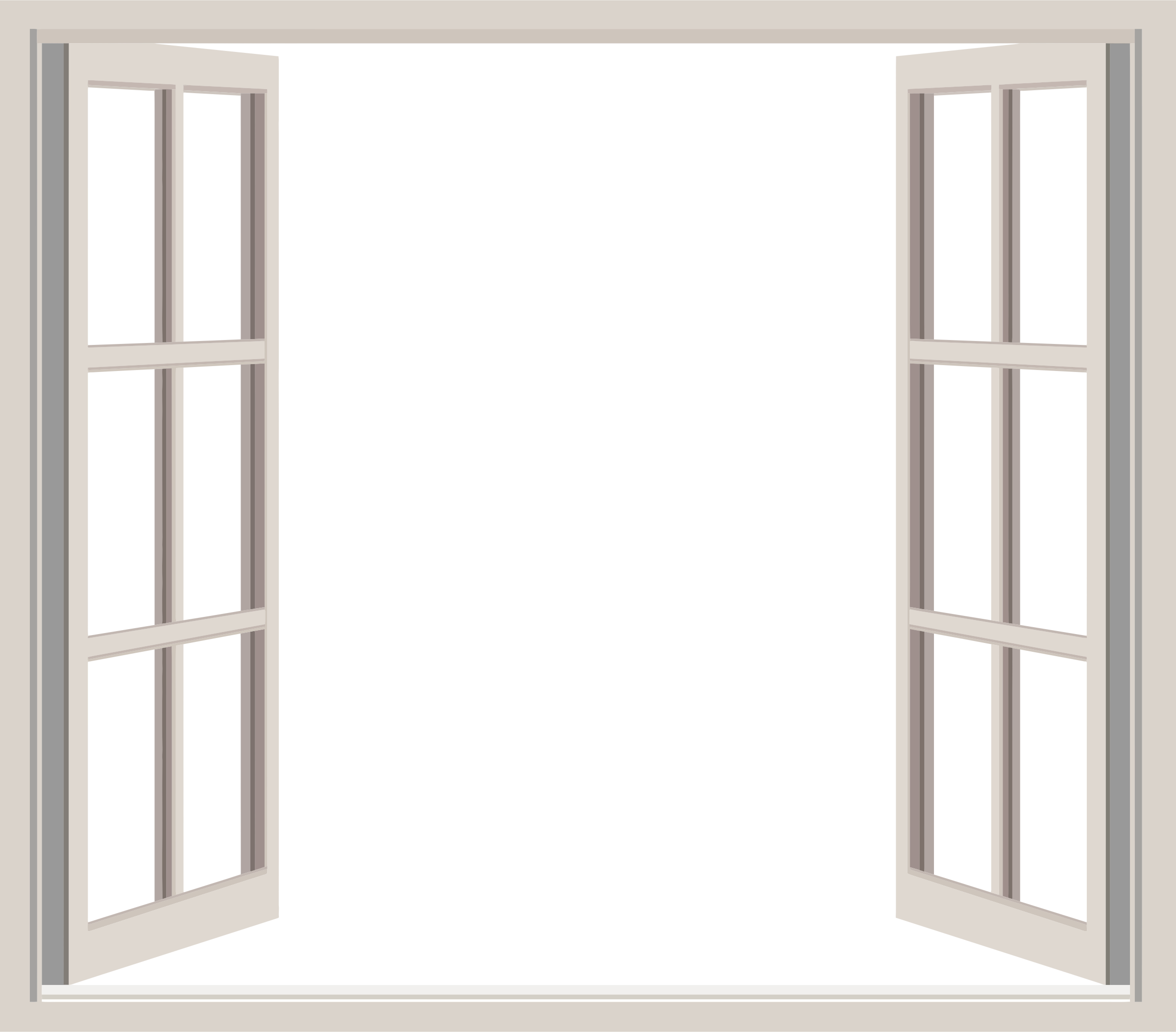 Windows clipart house furniture Clipart Printables House House And