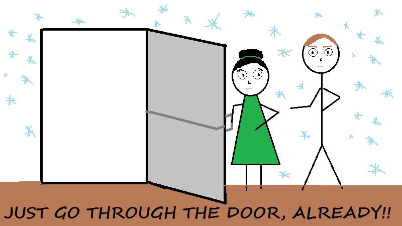 Open Door clipart kindness Can convenient kindness Doors some