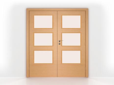 Open Door clipart kitchen window Glossary door that framed doors