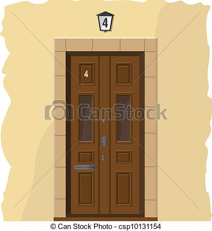 Open Door clipart old door Clipart Door Clipart Old Brown