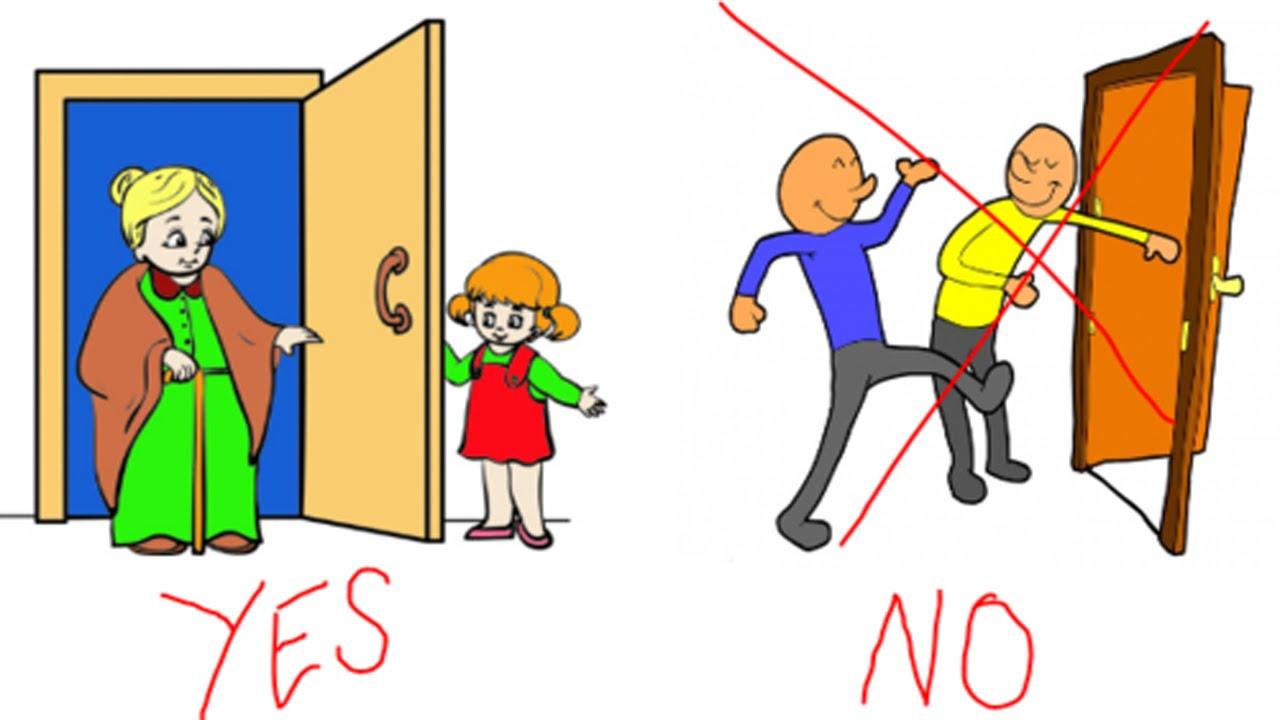 Open Door clipart please #7