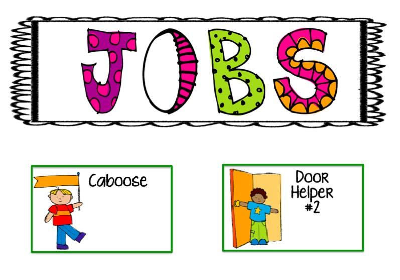 Jobs clipart Classroom collection clip