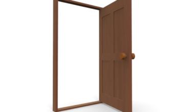 Open Door clipart red Door Doors] RED FRONT RED