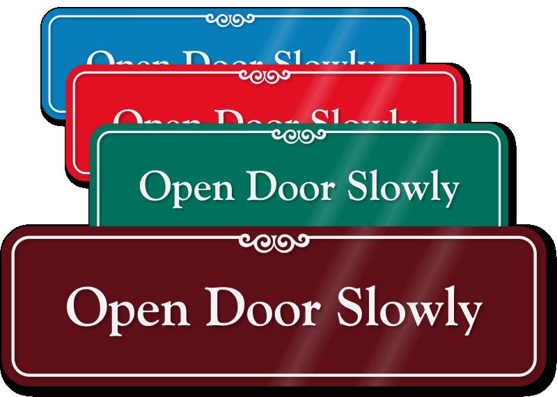 Open Door clipart slowly Open Door Slowly Open Door