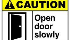 Open Door clipart slowly  For Steel Search Top