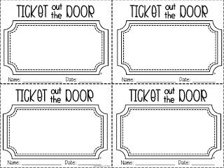 Open Door clipart ticket out Best Out and Fantabulous: This