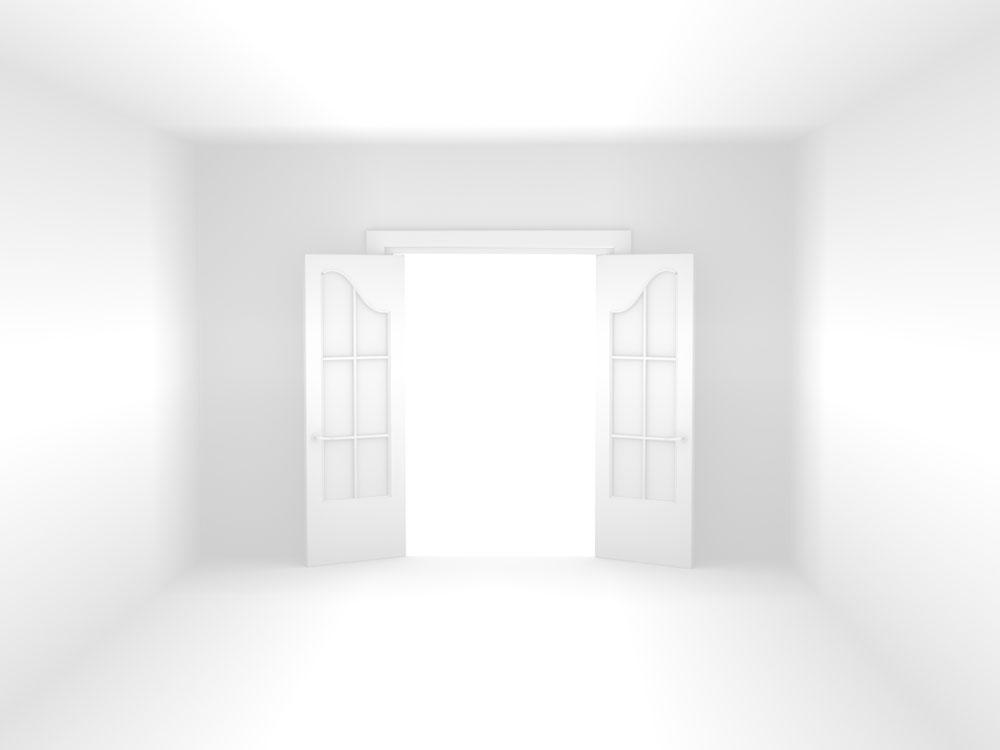 Open Door clipart wooden door Clipart To For Wooden Clipart