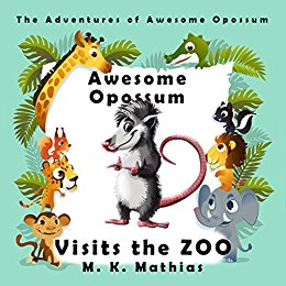 Opossum clipart length The Opossum the Visits (The