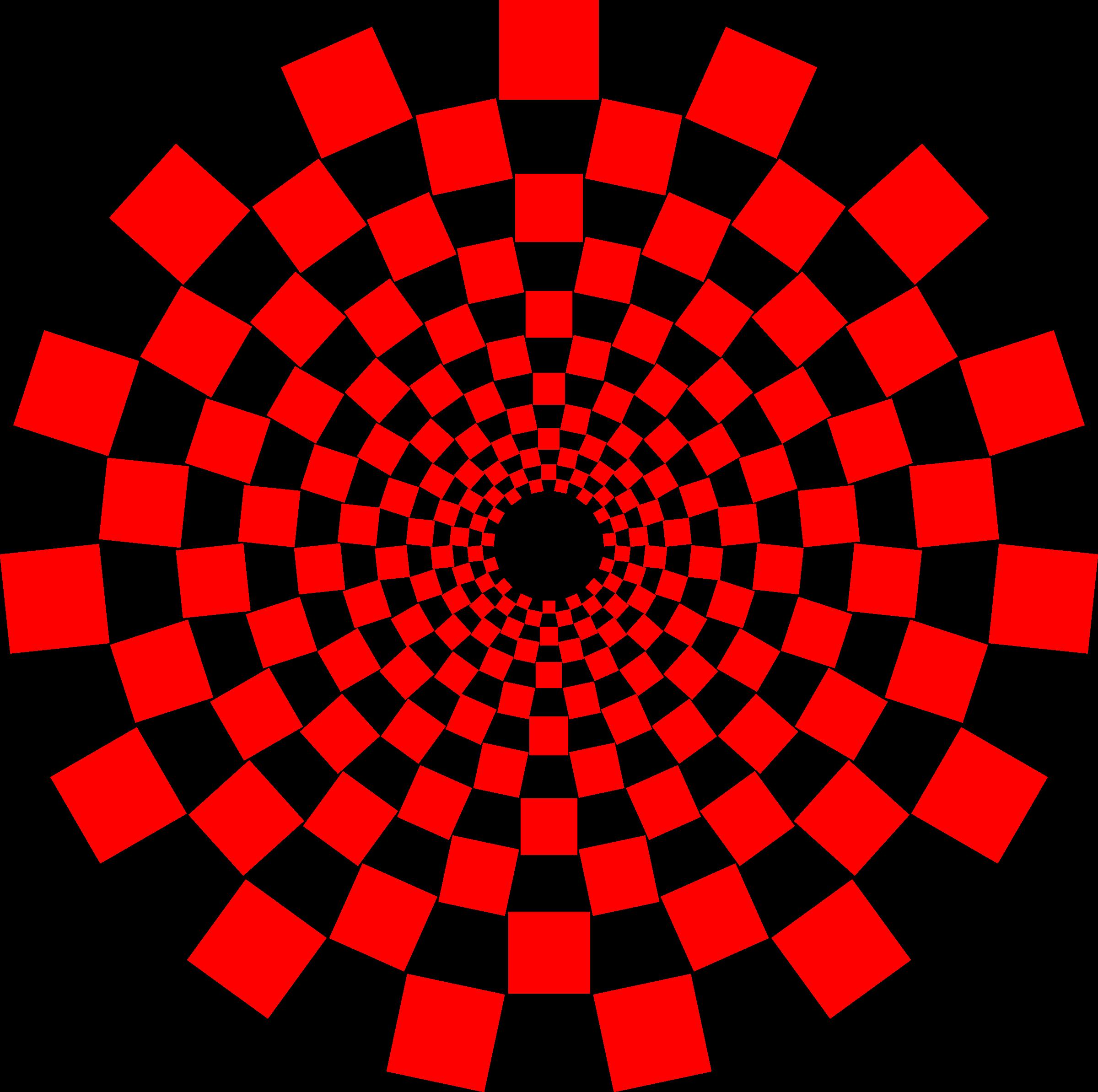 Illusion clipart optical illusion Spiral Spiral Optical Illusion Clipart
