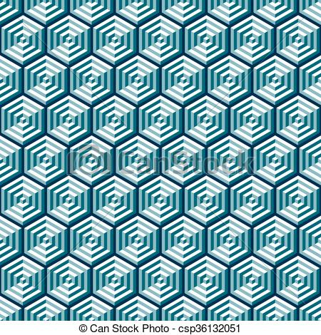 Optical Illusion clipart abstract #6