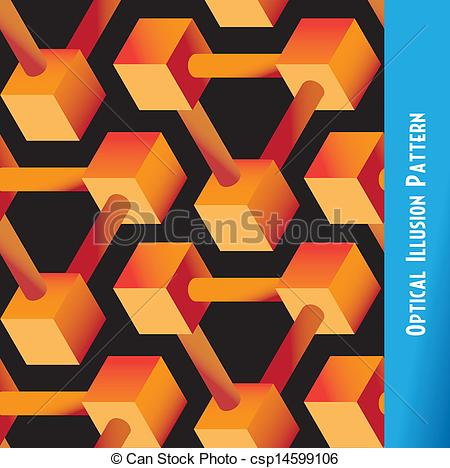 Optical Illusion clipart abstract #3