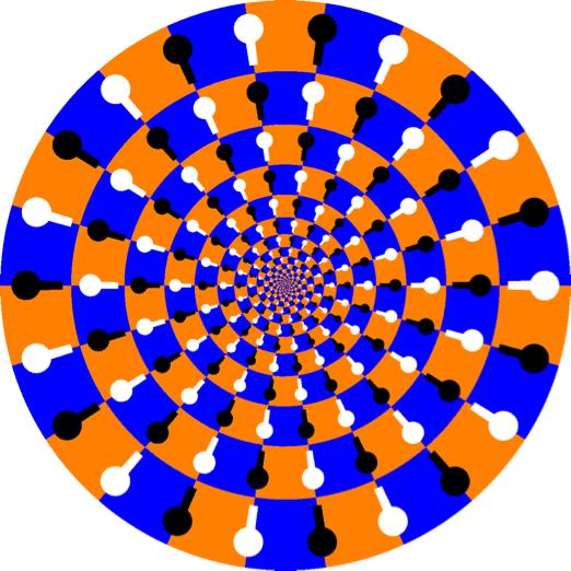 Optical Illusion clipart answer #6