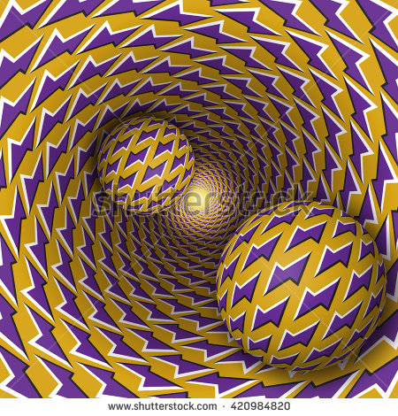 Optical Illusion clipart ball #illusion abstract hypnotic Whooooa on