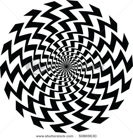 Optical Illusion clipart black and white Best 19 Pin Illusions on