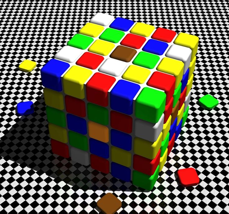 Optical Illusion clipart brain game #13