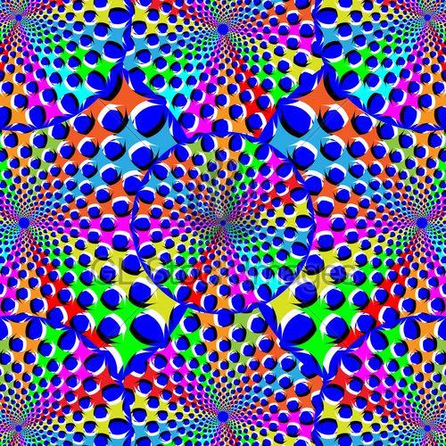 Optical Illusion clipart colourful Colorful Optical Art Illusions more