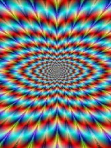 Optical Illusion clipart colourful Optical illusion Optical illusion ideas