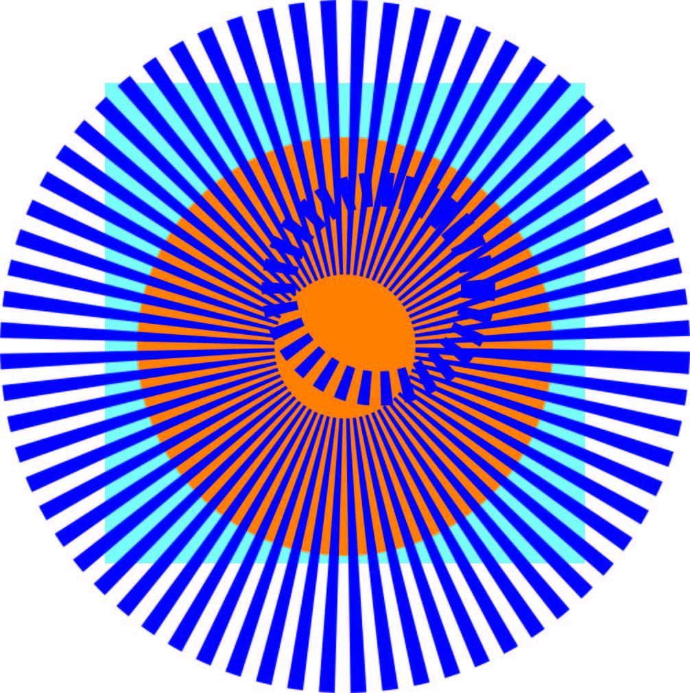 Optical Illusion clipart colourful Fine Colours Illusion Optical Manifesto
