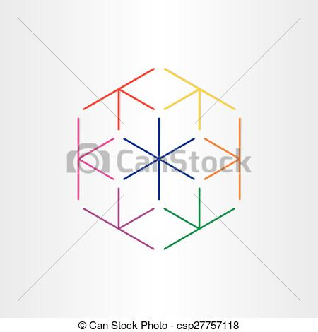 Optical Illusion clipart cube Cubes design in optical in