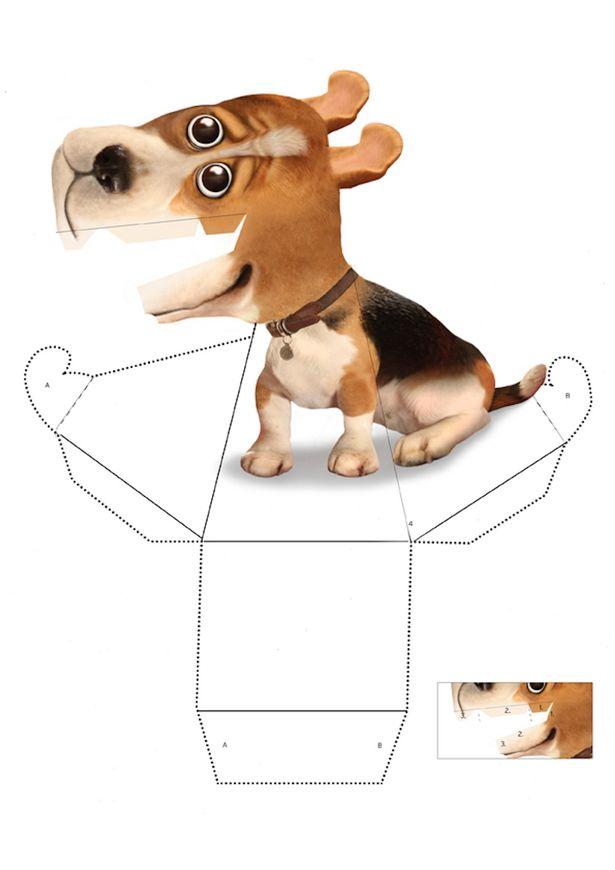 Optical Illusion clipart dog Dragon Google 3d Hollow Pinterest