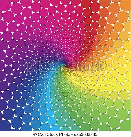 Optical Illusion clipart graphic design #9
