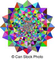 Optical Illusion clipart illustrator  optical Clipart spiral illusion