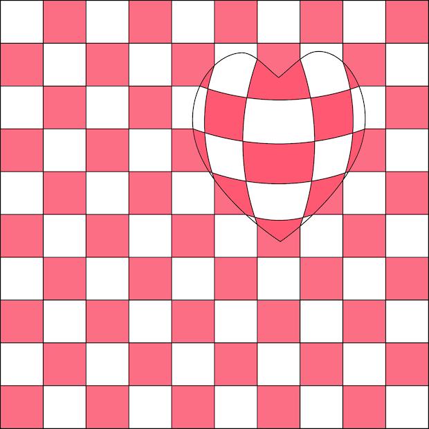 Optical Illusion clipart math Optical Grade Colouring Illusion by