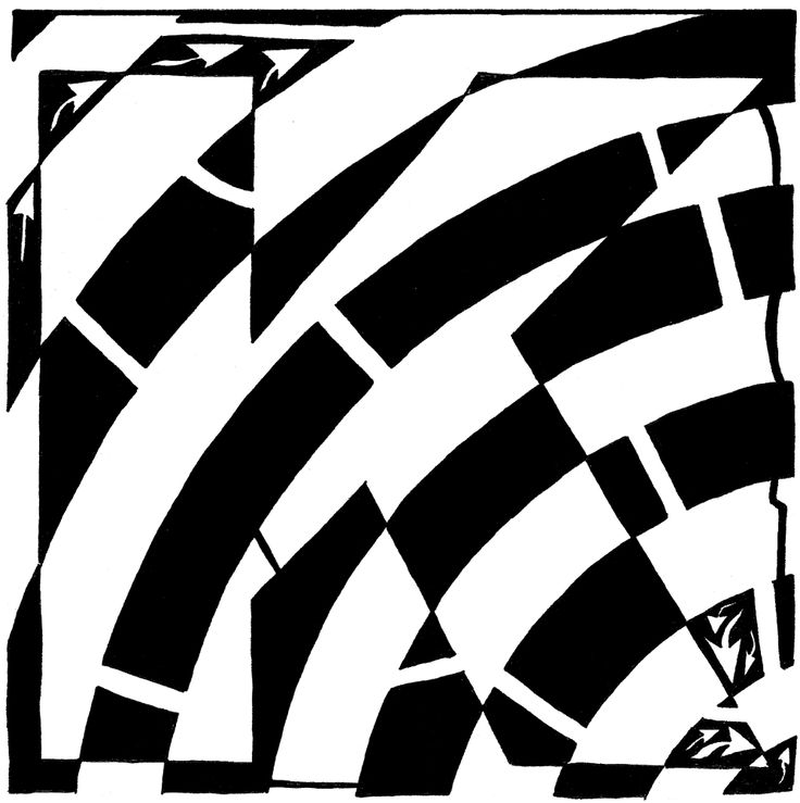 Optical Illusion clipart maze Art (2011 178 illusions best