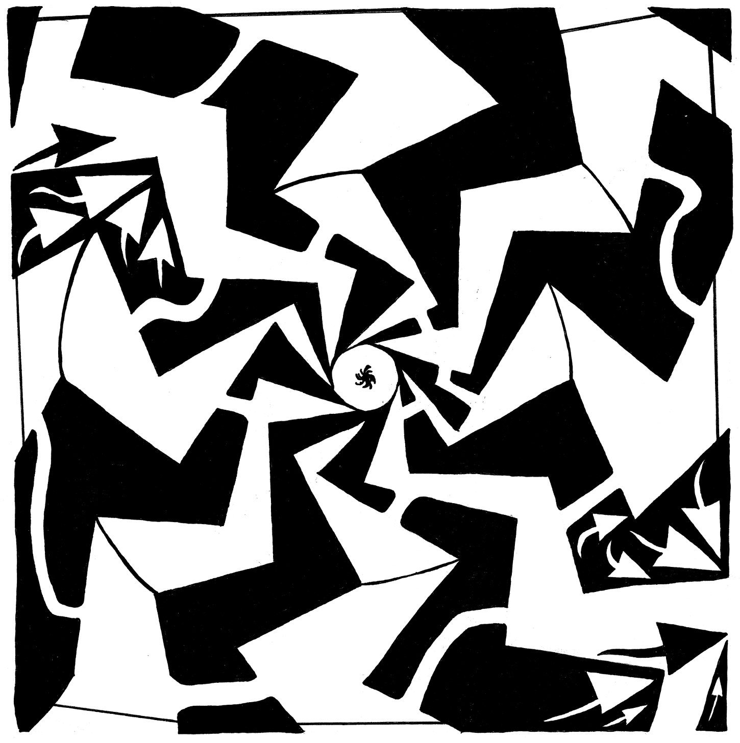 Optical Illusion clipart maze By art paparazzi Mazes and
