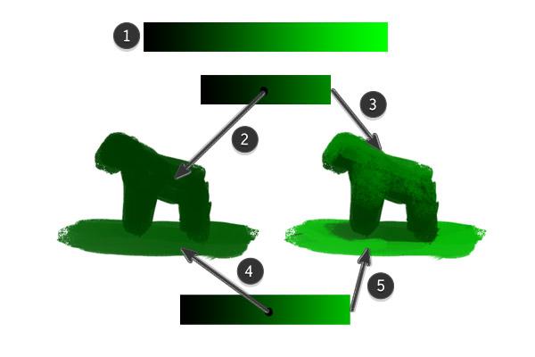 Optical Illusion clipart me you #8