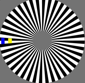 Optical Illusion clipart me you About images Illusion animate) jump