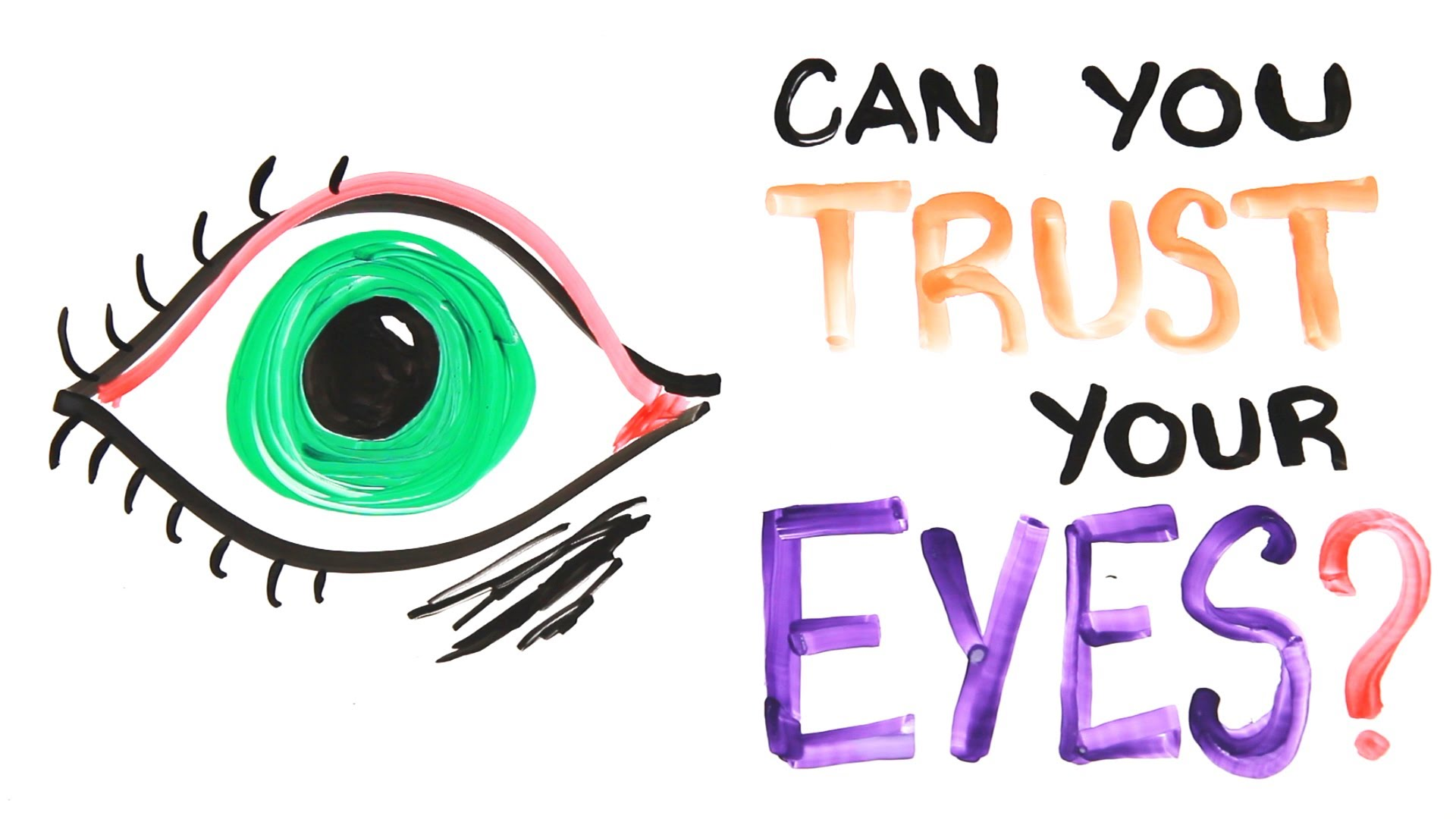 Optical Illusion clipart me you Trust YouTube  Can Eyes?