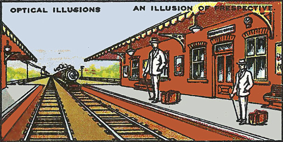 Optical Illusion clipart railway station Optical /signs_symbol station  optical