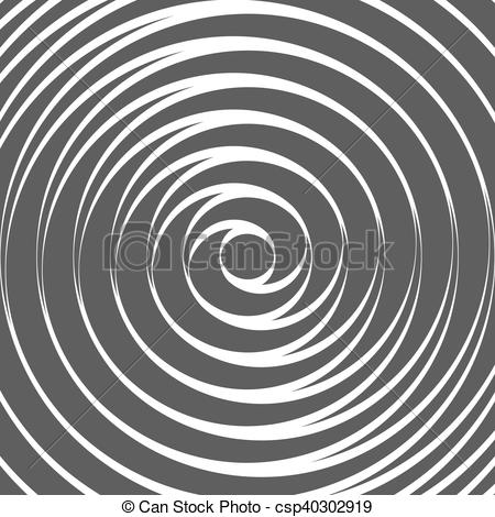 Optical Illusion clipart spiral Background Vector Illusion Art Whirlpool