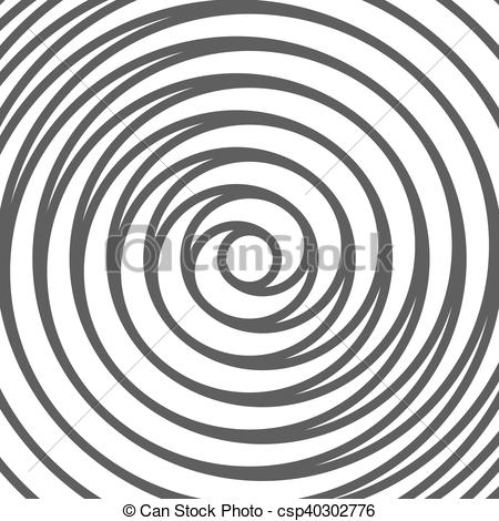 Optical Illusion clipart spiral Background Vectors Illusion of