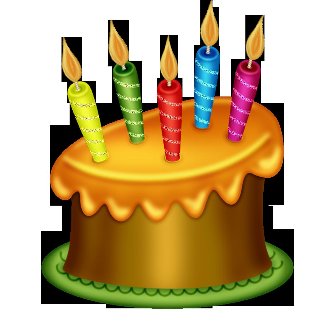 Yellow clipart birthday cake Cake Happy png art Clip