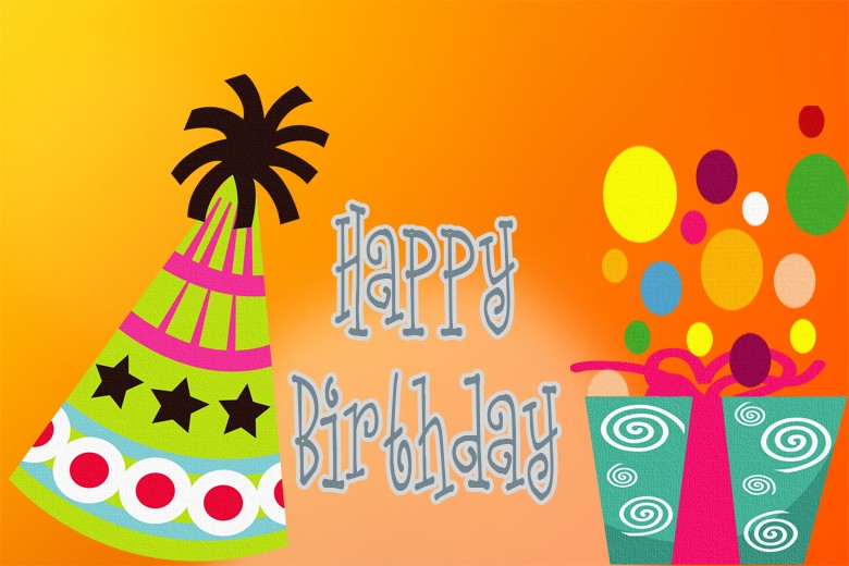Birthday clipart orange Images clipart Clipart Photos Birthday