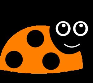 Orange clipart bug Clip Art at Clip online